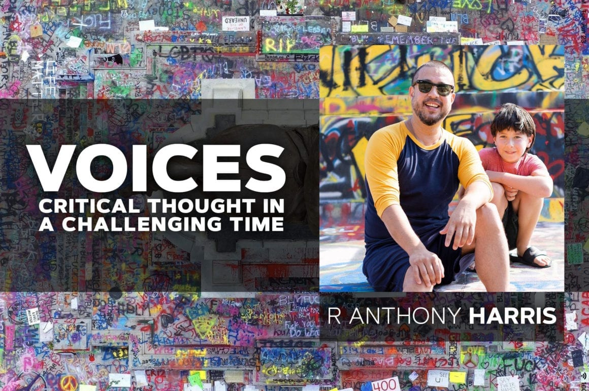 VOICES: UNDER THE SHADOW OF LOOKING BACK, LET'S RE-IMAGINE MONUMENT AVENUE BY R. ANTHONY HARRIS